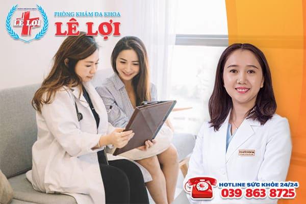 Đa Khoa Lê Lợi - địa chỉ phá thai bằng thuốc uy tín