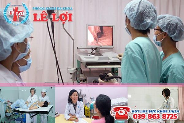 Đa Khoa Lê Lợi - địa chỉ phá thai an toàn, chất lượng