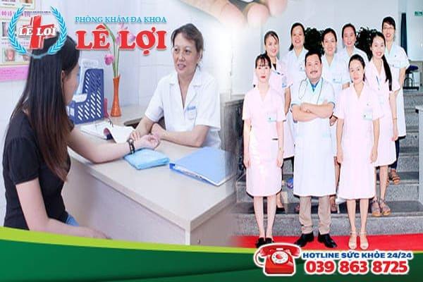 Đa Khoa Lê Lợi - địa chỉ phá thai bằng thuốc an toàn ,uy tín
