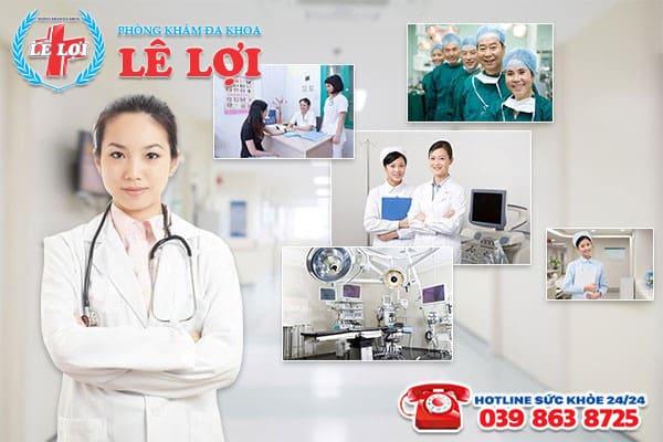 Phòng Khám Lê Lợi - Địa chỉ phá thai 4 tháng tuổi an toàn, hiệu quả nhất tại Nghệ An