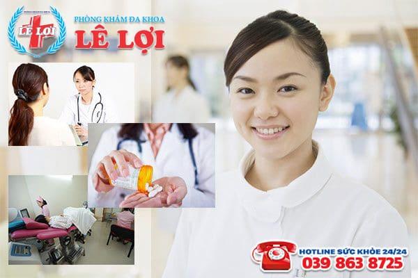 Phòng Khám Lê Lợi -  Địa chỉ áp dụng các biện pháp phá thai an toàn nhất hiện nay tại Nghệ An