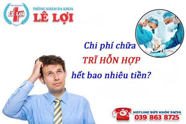 Chi phí chữa trĩ hỗn hợp tại TP Vinh Nghệ An có đắt không?