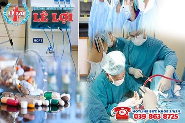 Những phương pháp điều trị bệnh trĩ ngoại tại bệnh viện Hà Tĩnh