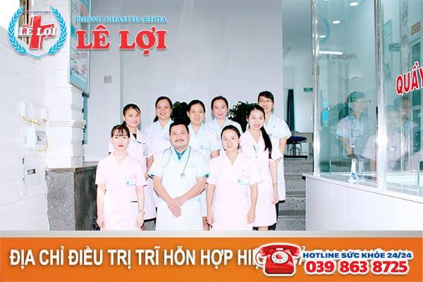 Phòng khám Lê Lợi - Địa chỉ điều trị trĩ hỗn hợp hiệu quả tại Nghệ An