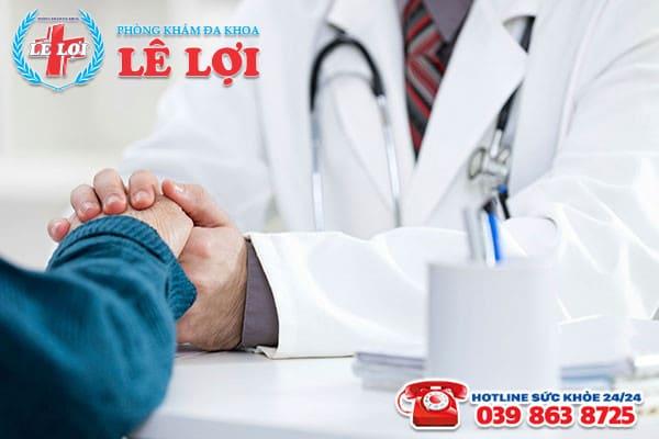 Phòng Khám Lê Lợi chữa bệnh lậu uy tín ở TP Vinh Nghệ An