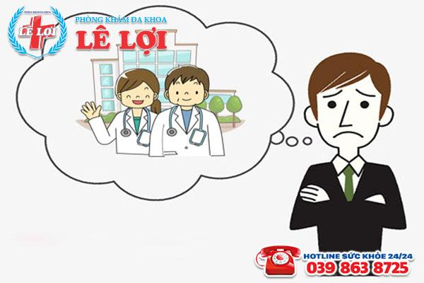 Chữa bệnh lậu ở đâu tốt nhất TP Vinh Nghệ An?