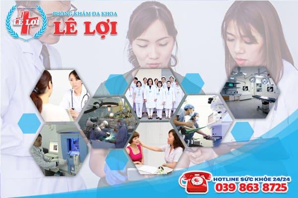 Địa chỉ chữa bệnh giang mai hiệu quả ở Đô Lương Nghệ An