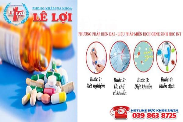 2 phương pháp hỗ trợ điều trị bệnh mụn rộp sinh dục hiệu quả