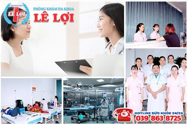 Phòng Khám Lê Lợi - Địa chỉ hỗ trợ điều trị bệnh lậu hiệu quả, an toàn