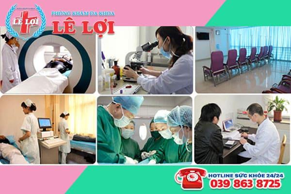 Địa chỉ hỗ trợ điều trị bệnh lậu cầu uy tín tại TP Vinh-Nghệ An