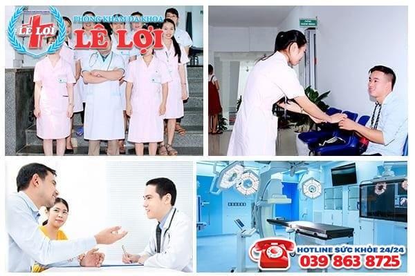 Chi phí điều trị xuất tinh sớm tại phòng khám đa khoa Lê Lợi