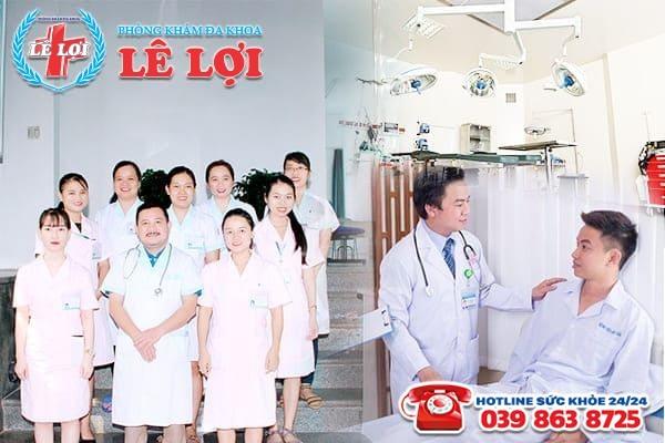 Đa Khoa Lê Lợi - địa chỉ khám và điều trị bệnh tuyến tiền liệt uy tín