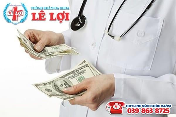 Chi phí chữa bệnh nam khoa ở Nam Đàn Nghệ An bao nhiêu?