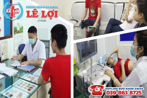 Đa Khoa Lê Lợi - địa chỉ chữa viêm tuyến tiền liệt uy tín