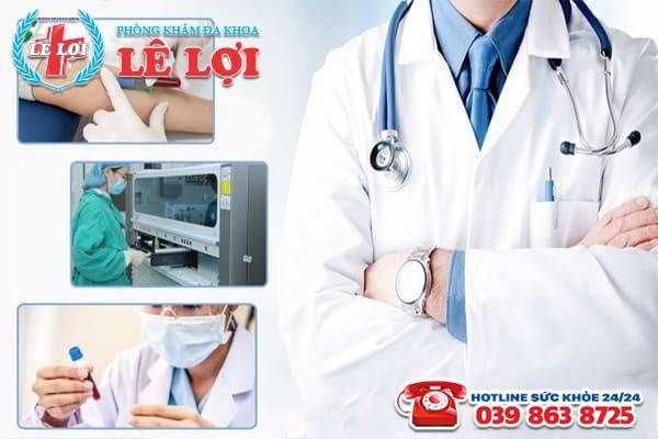 Khám chữa bệnh đau tinh hoàn với mức phí hợp lý tại Đa Khoa Lê Lợi