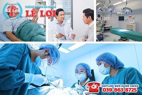 Phòng Khám Đa Khoa Lê Lợi chuyên hỗ trợ chữa viêm mào tinh hoàn hiệu quả