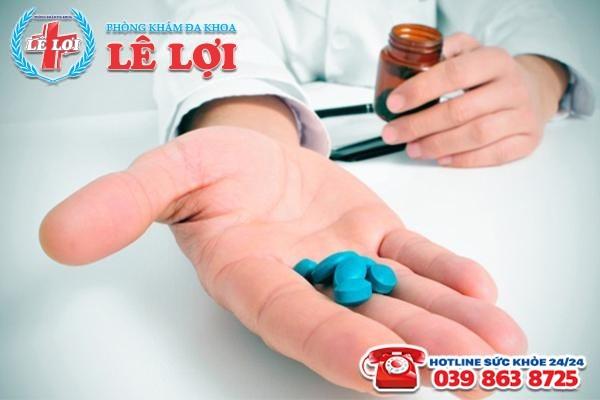 Phòng khám ứng dụng phương pháp điều trị bệnh khoa học bằng thuốc