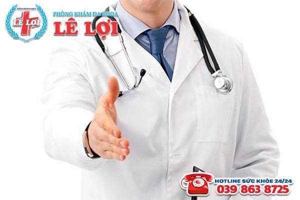 Đội ngũ bác sĩ làm việc tận tâm sẽ mang lại chất lượng phục vụ tốt nhất