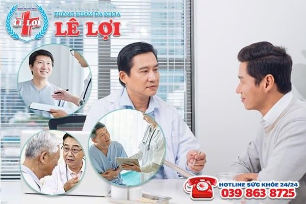 Chữa yếu sinh lý nam giới ở đâu hiệu quả tại TP Vinh Nghệ An?