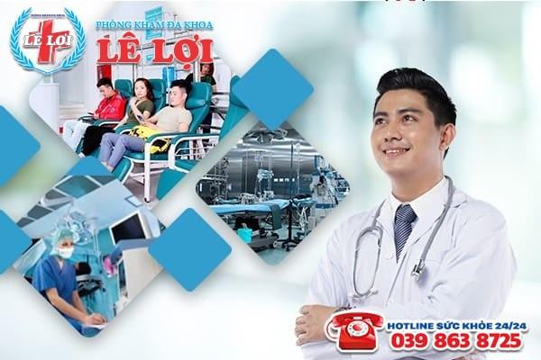 Giới thiệu địa chỉ chữa bệnh nam khoa uy tín ở Nam Đàn Nghệ An