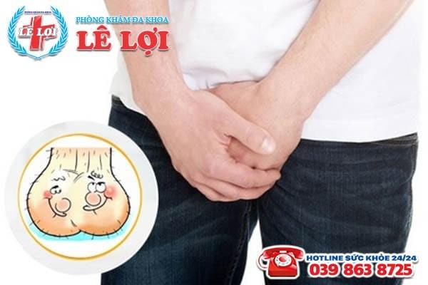 Hiện tượng đau tinh hoàn ở nam giới