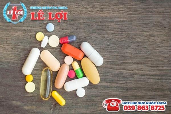 Hỗ trợ điều trị bệnh liệt dương bằng thuốc