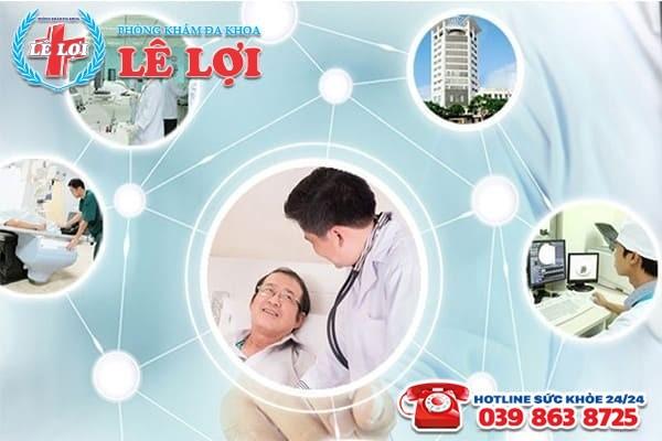 Địa chỉ chữa liệt dương uy tín ở Đô Lương Nghệ An