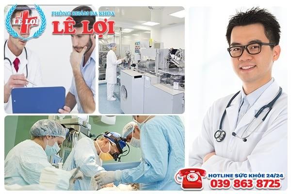 Địa chỉ chữa trị bệnh giãn tĩnh mạch thừng tinh ở Nghệ An