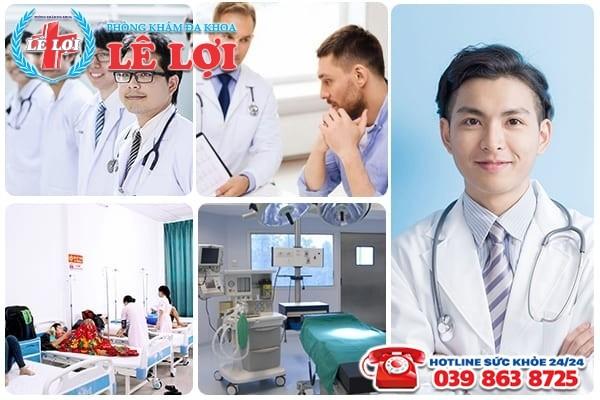 Địa chỉ chữa trị bệnh giãn tĩnh mạch thừng tinh ở Vinh