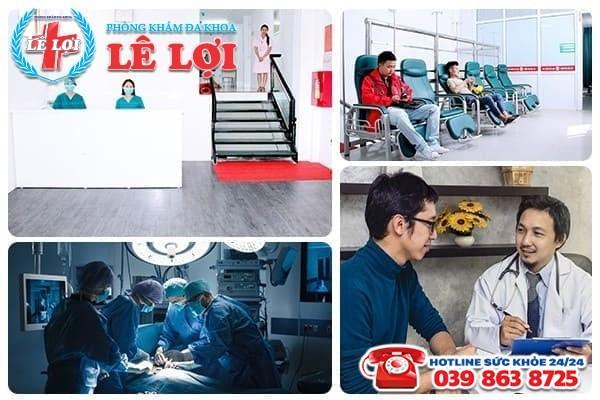 Khám chữa bệnh viêm tinh hoàn uy tín, chất lượng tại Đa Khoa Lê Lợi
