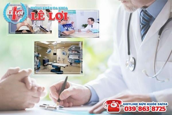 Phòng khám Lê Lợi – Địa chỉ chữa xuất tinh muộn tốt nhất ở Đô Lương Nghệ An