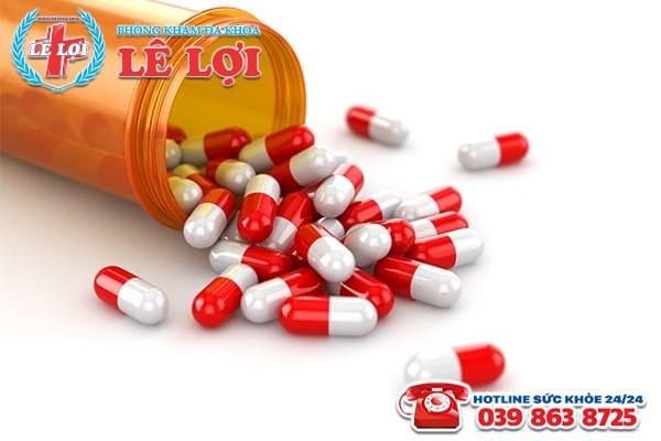 Hỗ trợ điều trị bằng thuốc cho phái mạnh bị yếu sinh lý