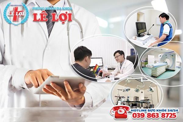 Địa chỉ điều trị viêm đường tiết niệu hiệu quả tại TP Vinh Nghệ An