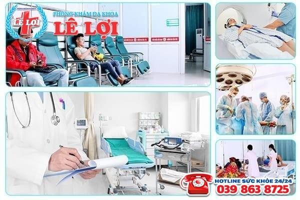 Đa Khoa Lê Lợi - địa chỉ điều trị xuất tinh sớm uy tín