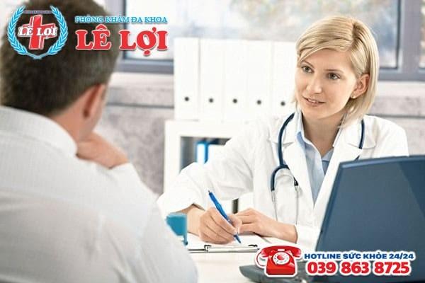 Địa chỉ chữa bệnh liệt dương an toàn tại Nghệ An