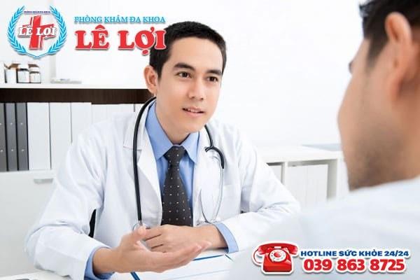 Địa chỉ chữa bệnh yếu sinh lý chất lượng tại Vinh- Nghệ An