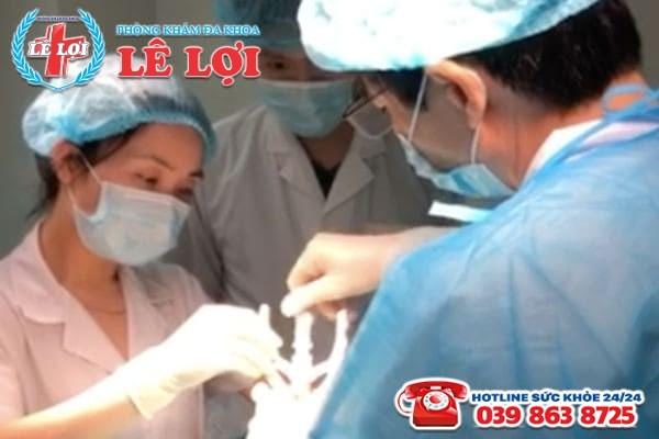 Địa chỉ chữa trị hẹp bao quy đầu uy tín tại Nghệ An