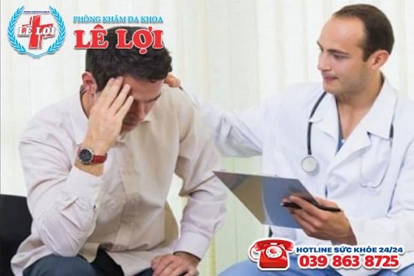 Địa chỉ chữa bệnh nam khoa uy tín tại TP Vinh Nghệ An