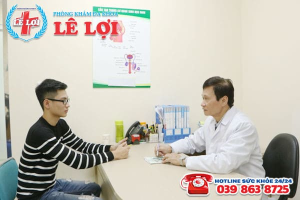 Địa chỉ chữa bệnh viêm bao quy đầu chất lượng tại Nghệ An