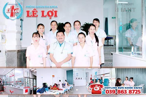 Đa Khoa Lê Lợi - địa chỉ khám chữa bệnh uy tín và chất lượng