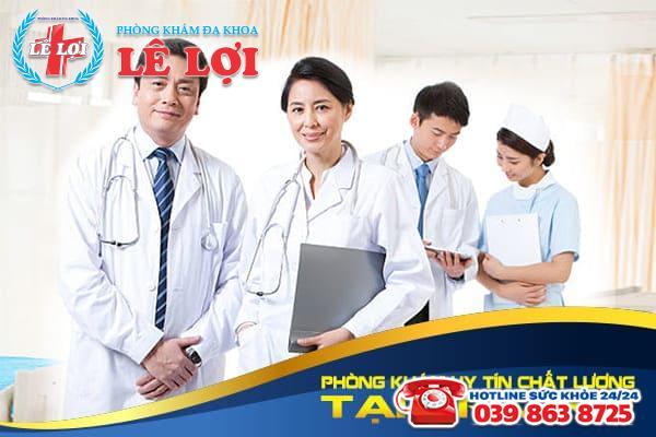 Đa Khoa Lê Lợi - Phòng khám đa khoa uy tín tại Nghệ An