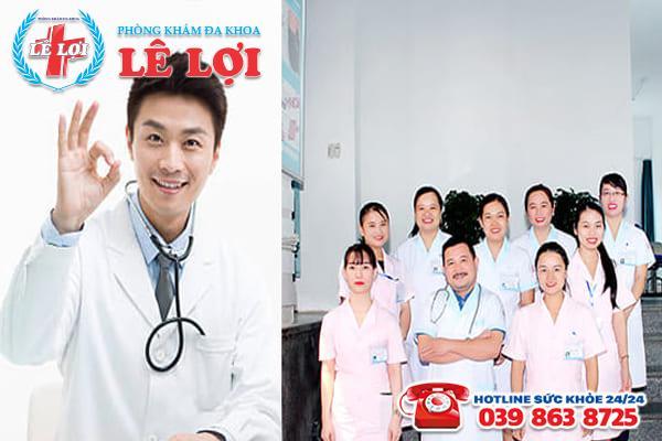 Địa chỉ chữa bệnh chất lượng tại Thanh Hóa