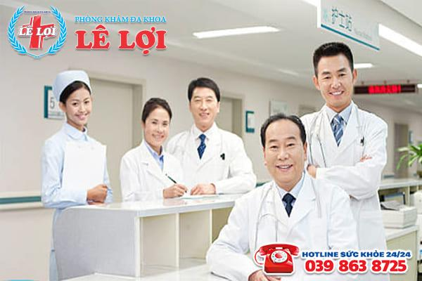 Phòng khám đa khoa Lê Lợi – Nơi chữa bệnh an toàn tại Thành Phố Vinh