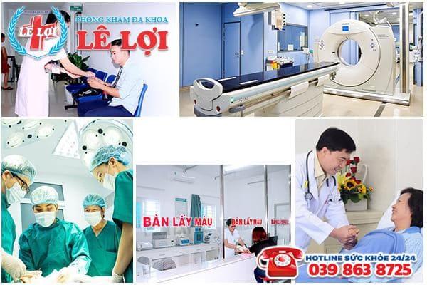 Đa Khoa Lê Lợi - địa chỉ khám chữa bệnh uy tín tại Nghệ An