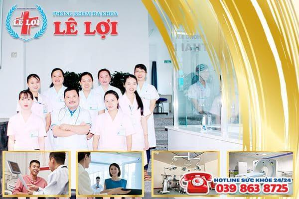 Phòng khám được công nhận chất lượng tại Nghệ An