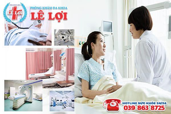Tư vấn phá thai an toàn cùng các bác sĩ tại phòng khám Lê Lợi