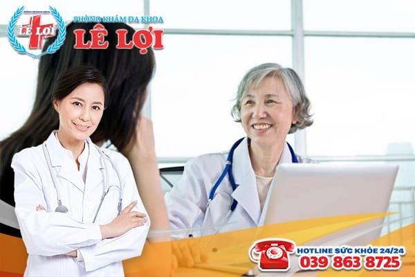Đặt vòng tránh thai uy tín tại Đa Khoa Lê Lợi
