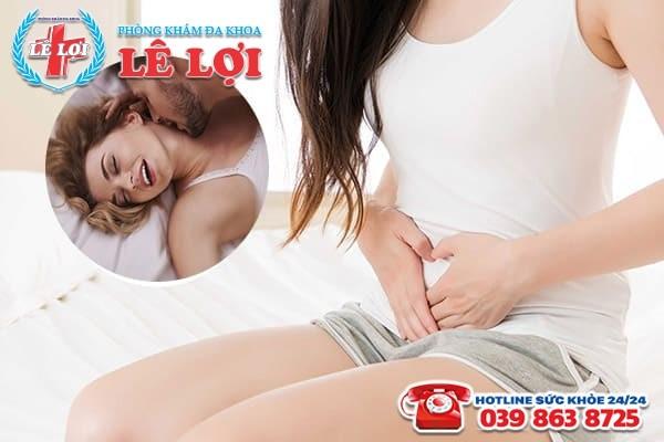 Các nguyên nhân gây viêm buồng trứng ở nữ giới