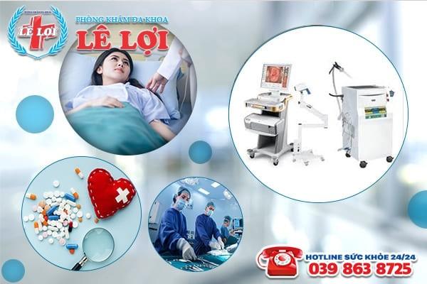 Các phương pháp điều trị phì đại cổ tử cung hiện nay