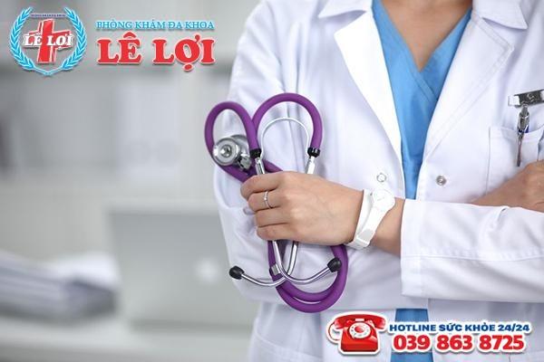 Đội ngũ bác sĩ chuyên khoa giỏi, luôn hết lòng vì sức khỏe người bệnh